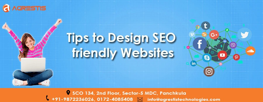 Tips to Design SEO friendly Websites