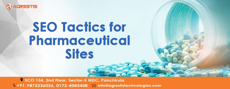 SEO Tactics for Pharmaceutical Sites